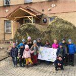 Dar od dětí a rodičů pro zvířátka v ZOO Ústí nad Labem